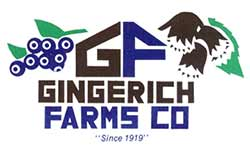 Gingerich Farms - Blueberry Grower