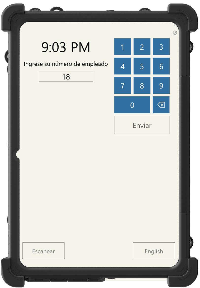 Kiosk - Best Time Clock App for Farmers - Time Tracking App - HarvestPay - H2A Visa Program