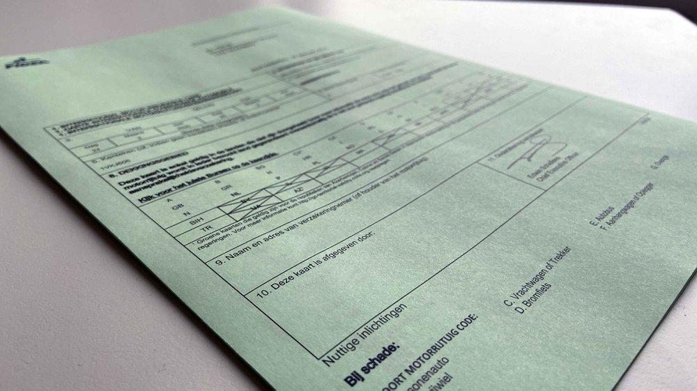 Wat is de groene kaart van je autoverzekering?