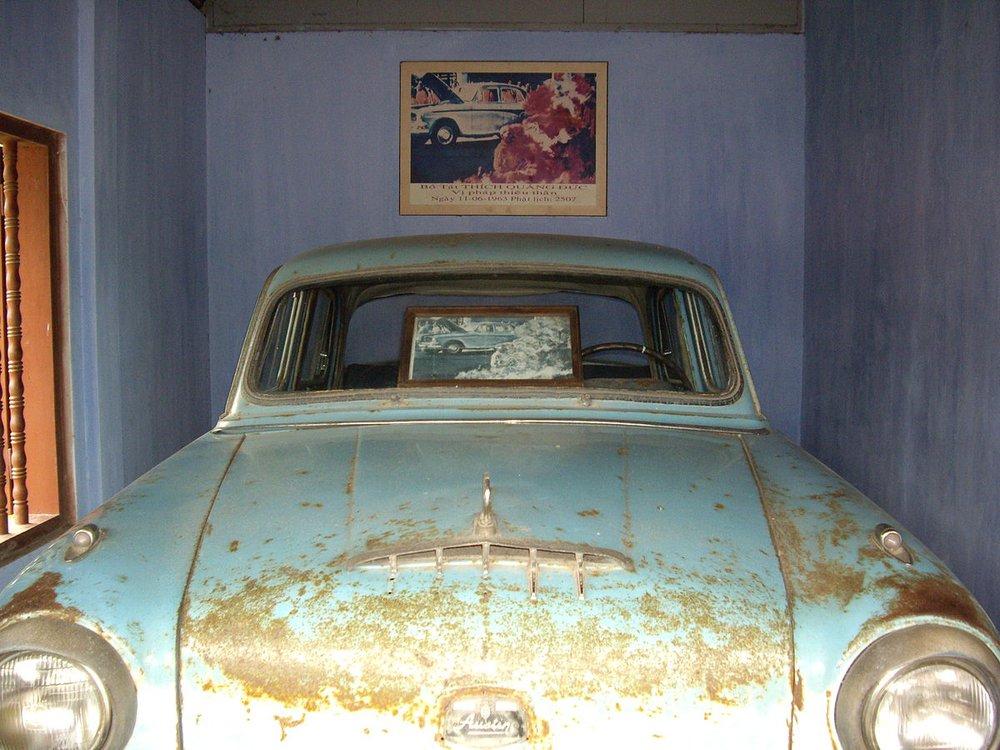 A Car to Remember: 1956 Austin A95 Saloon
