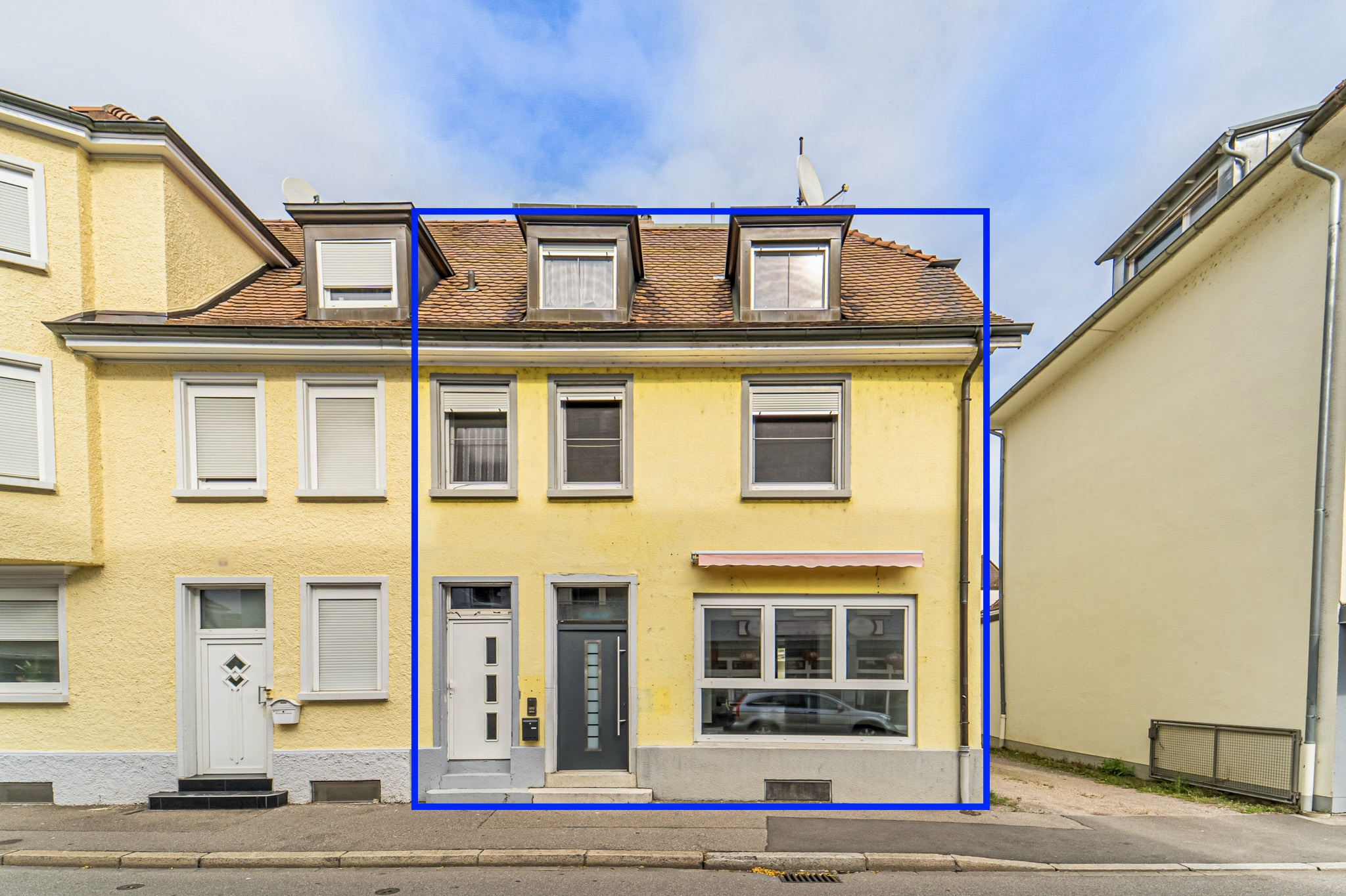 Beste Citylage! Wohn-u. Geschäftsimmobilie nahe Fußgängerzone mitten im Herzen von Rheinfelden (Baden)