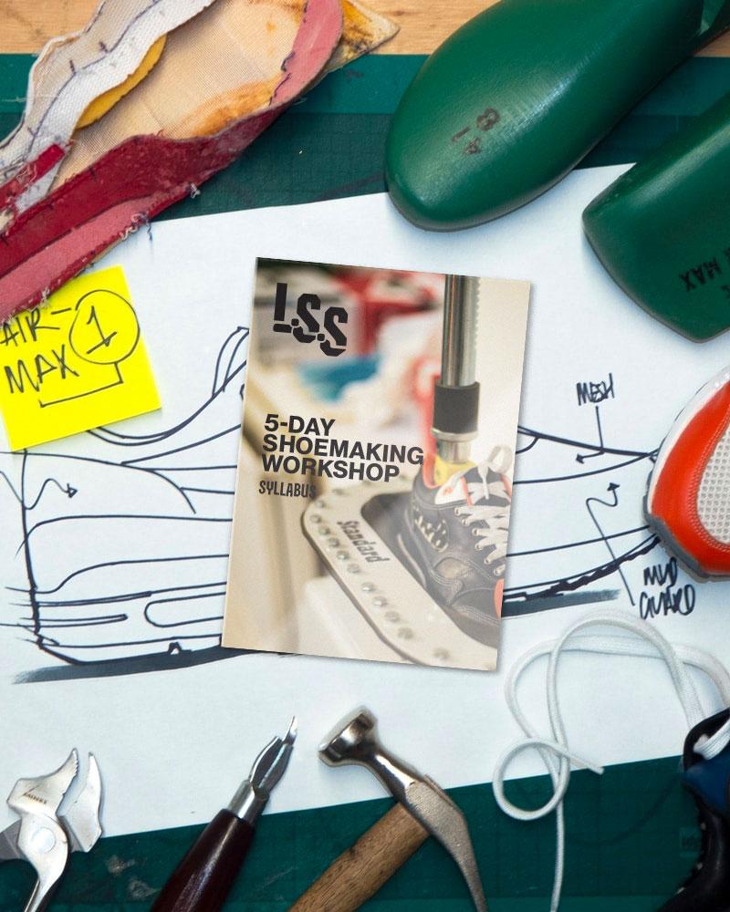 5 day Shoemaking Course Syllabus eBook