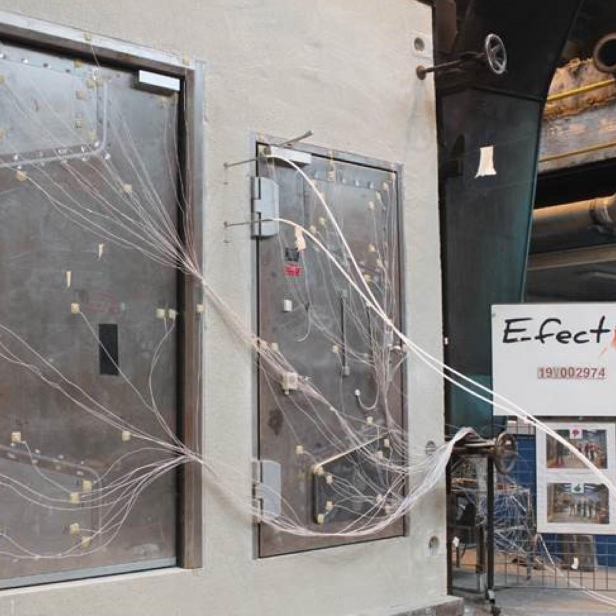 Fiabilité garantie et testée de la porte technique modulaire AGIL Baumert