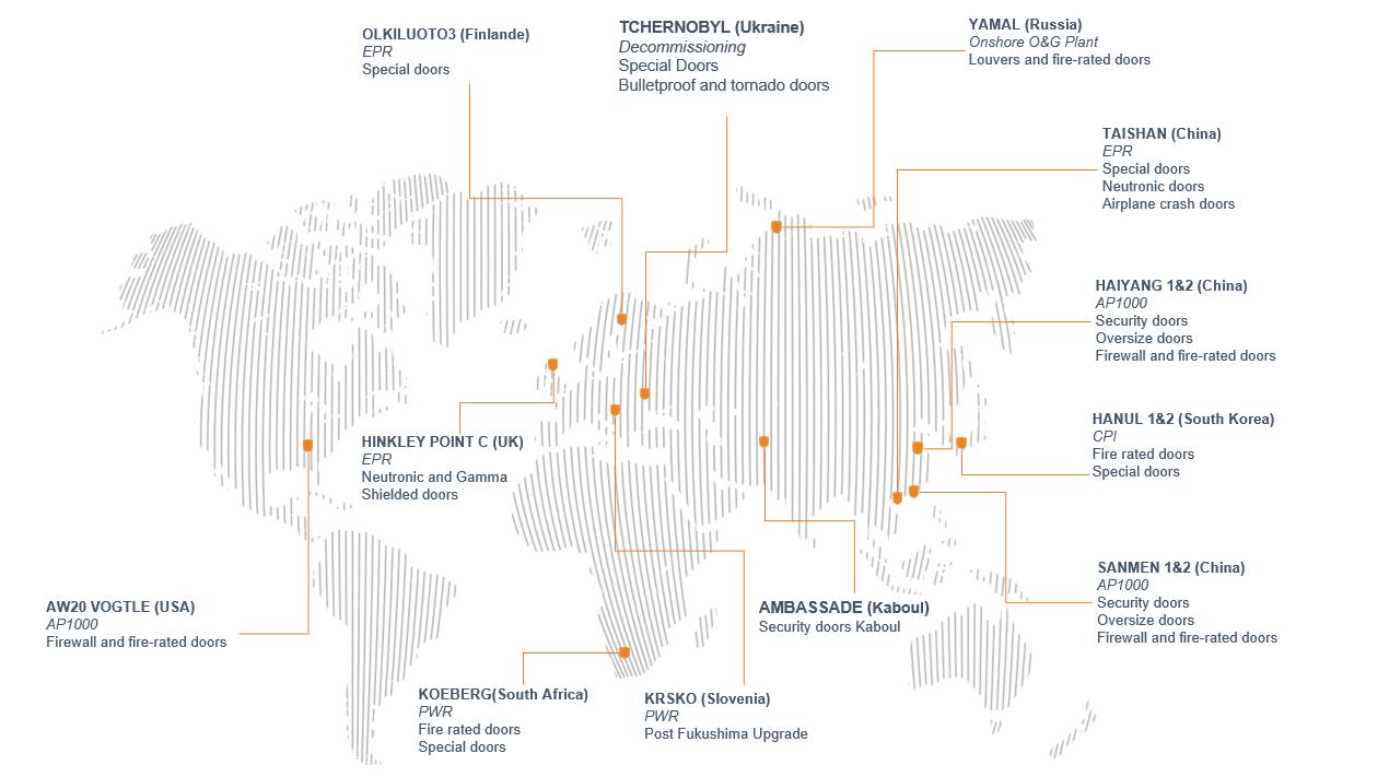 Projets internationaux de Baumert : développement de partenariats, sous-traitance locale et localisation de la production