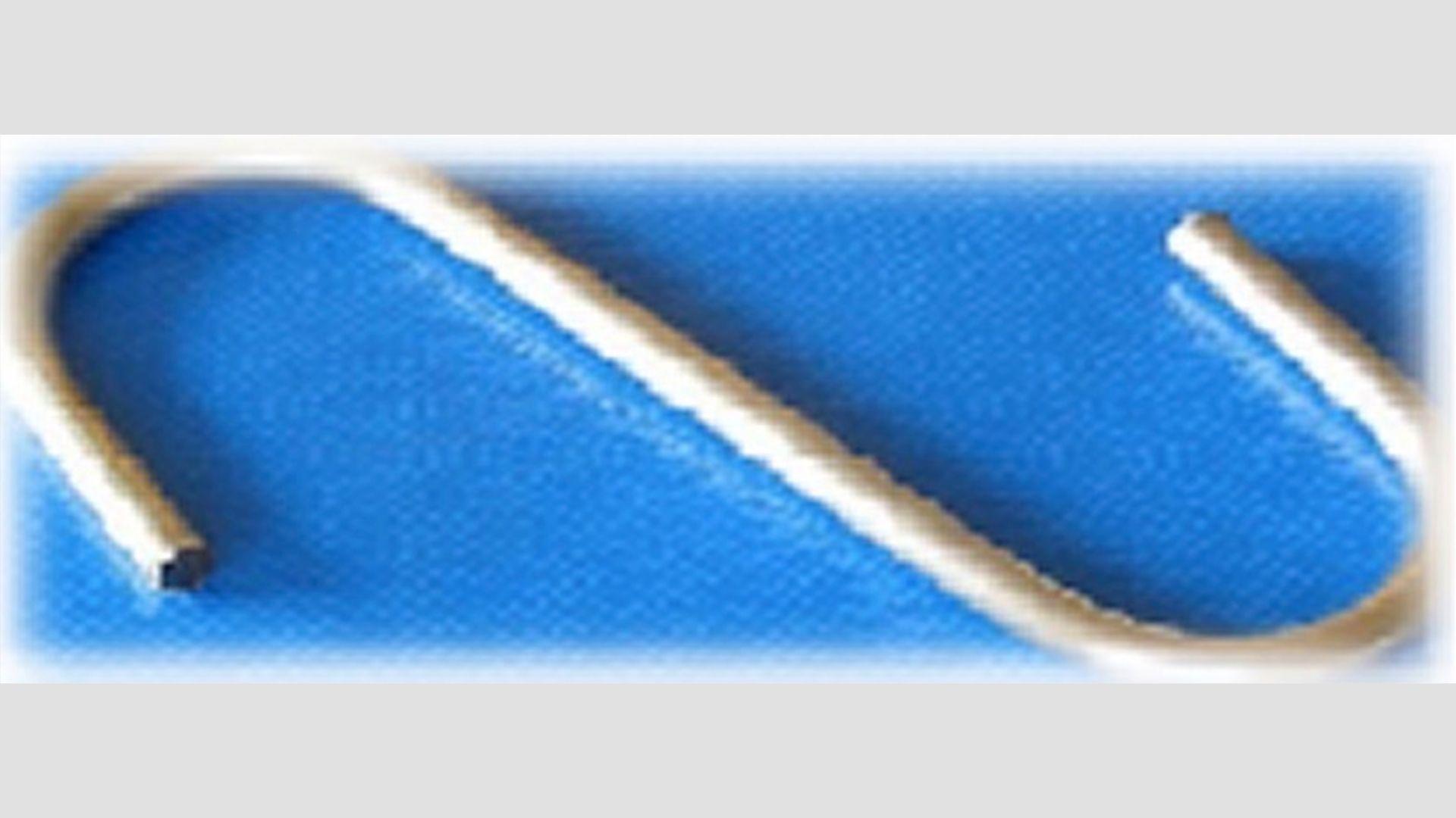 Crochet «S» Inox - Réf. 3039