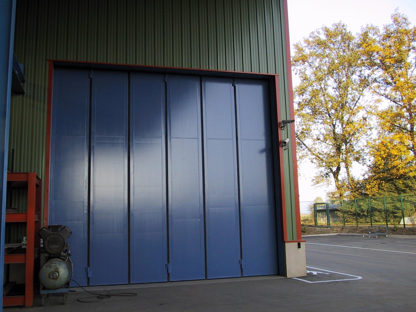 Porte accordéon - GPR