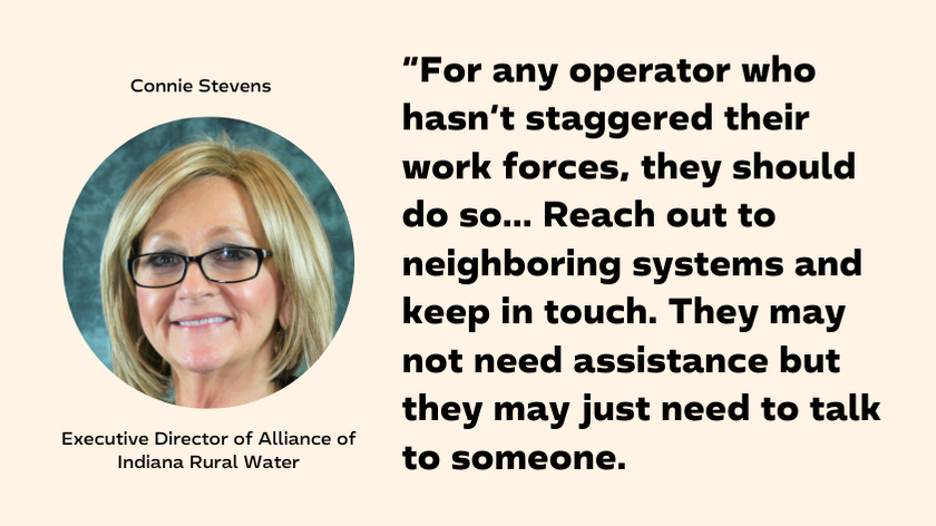 Executive Director of Alliance of Indiana Rural Water