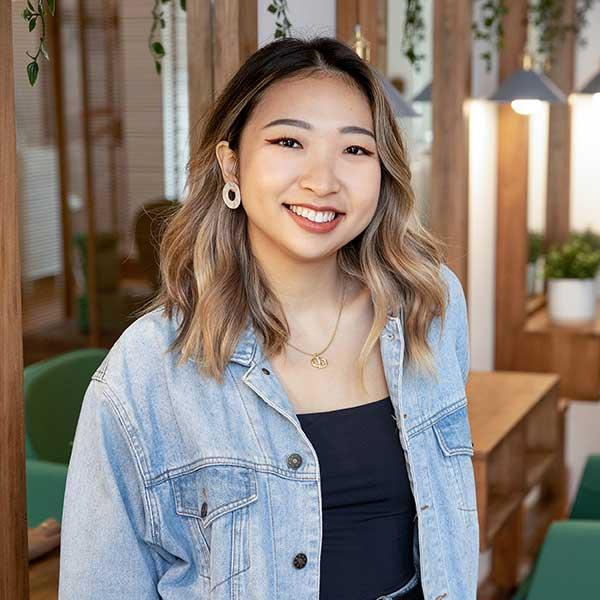 Felicia hair stylist at Love Hair salon