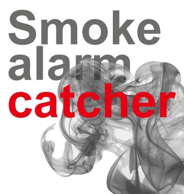 Smoke Alarm Catcher