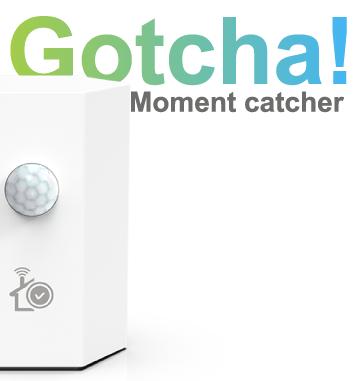 Motion Moment Catcher