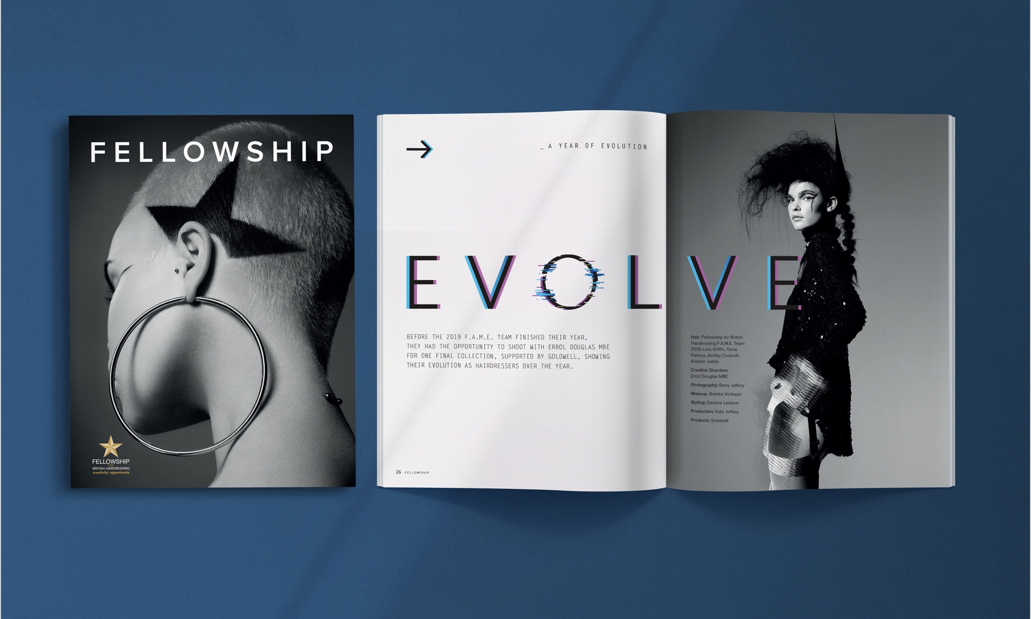 The Fellowship Magazine - Evolve