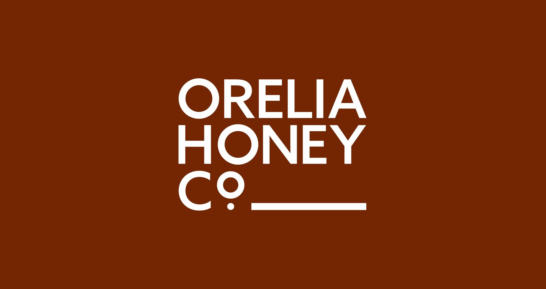 Orelia Honey logo