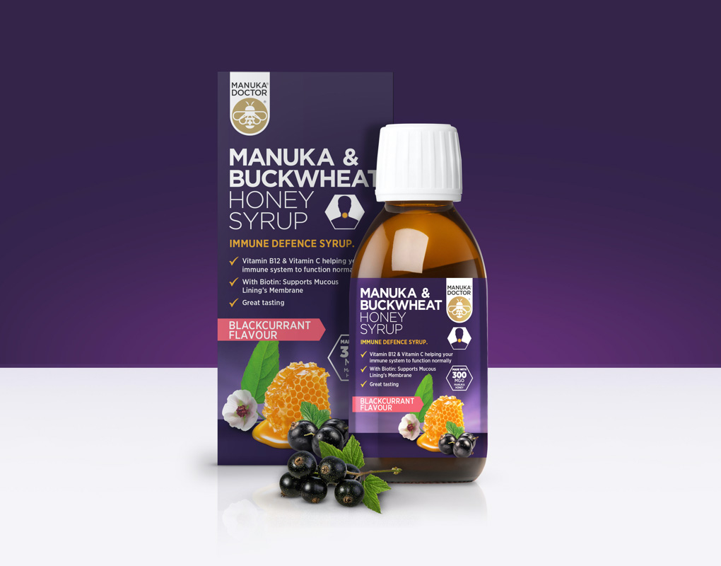 Manuka Doctor Immune Defence Syrup