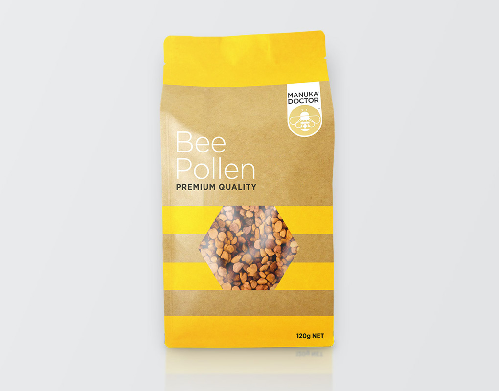 Manuka Doctor Bee Pollen pouch