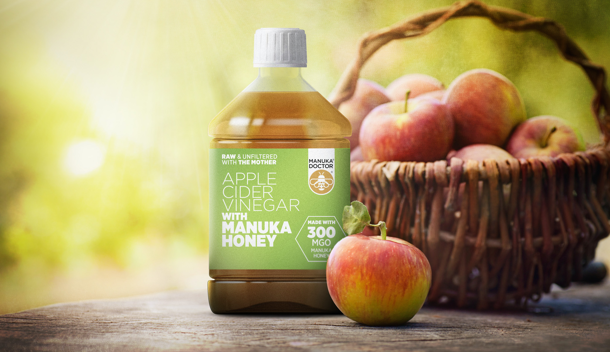 Manuka Doctor Apple Cider Vinegar
