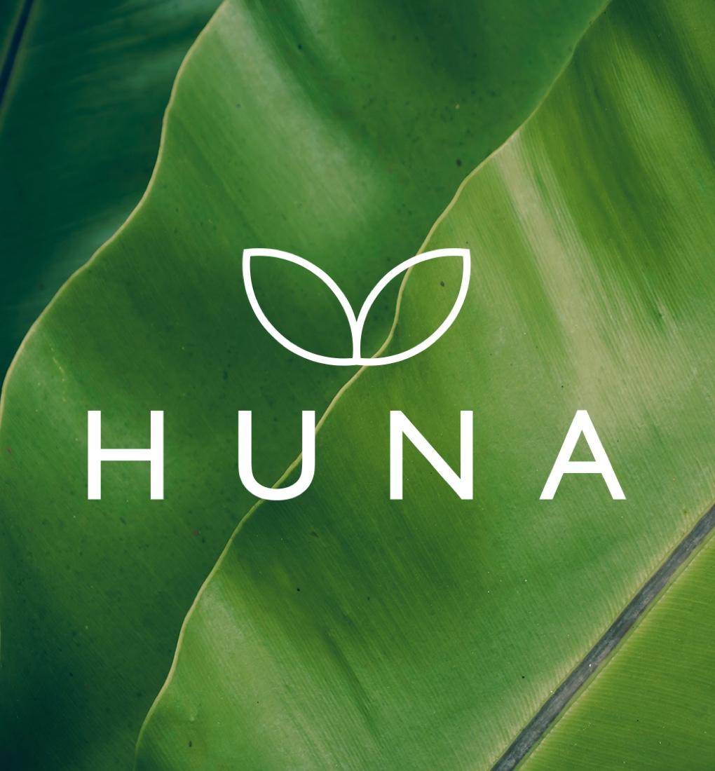 Huna Skin logo