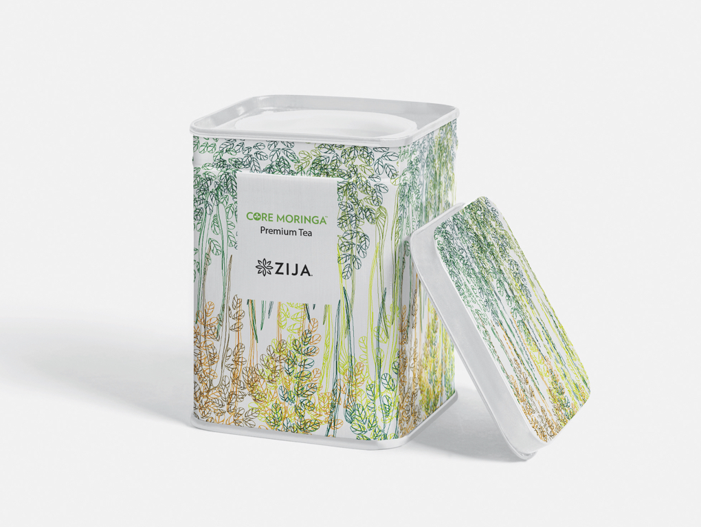 Zija International Packaging