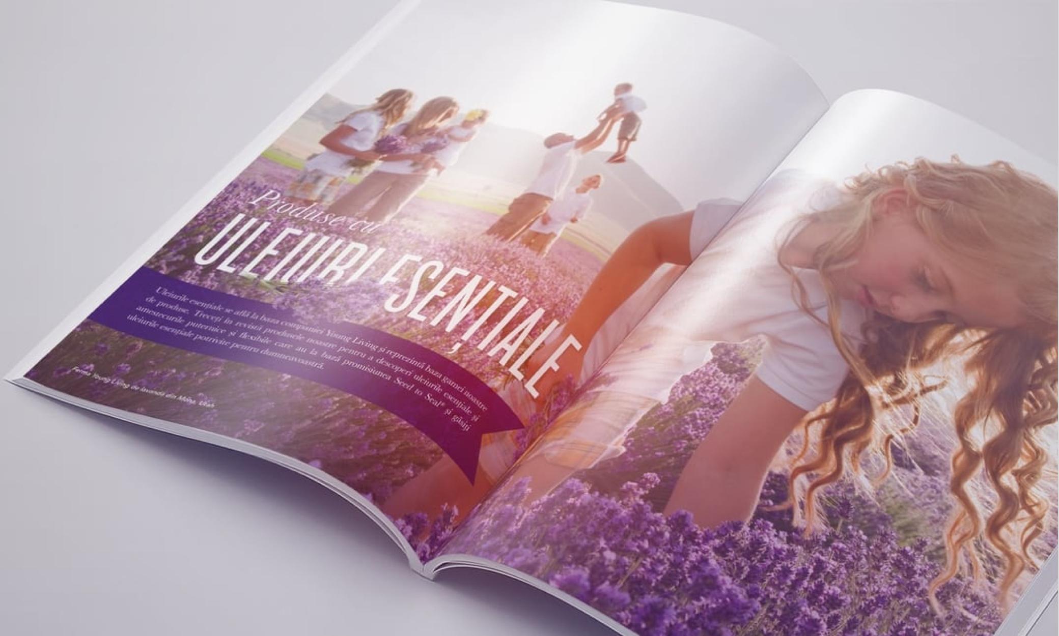 Young Living Brochure