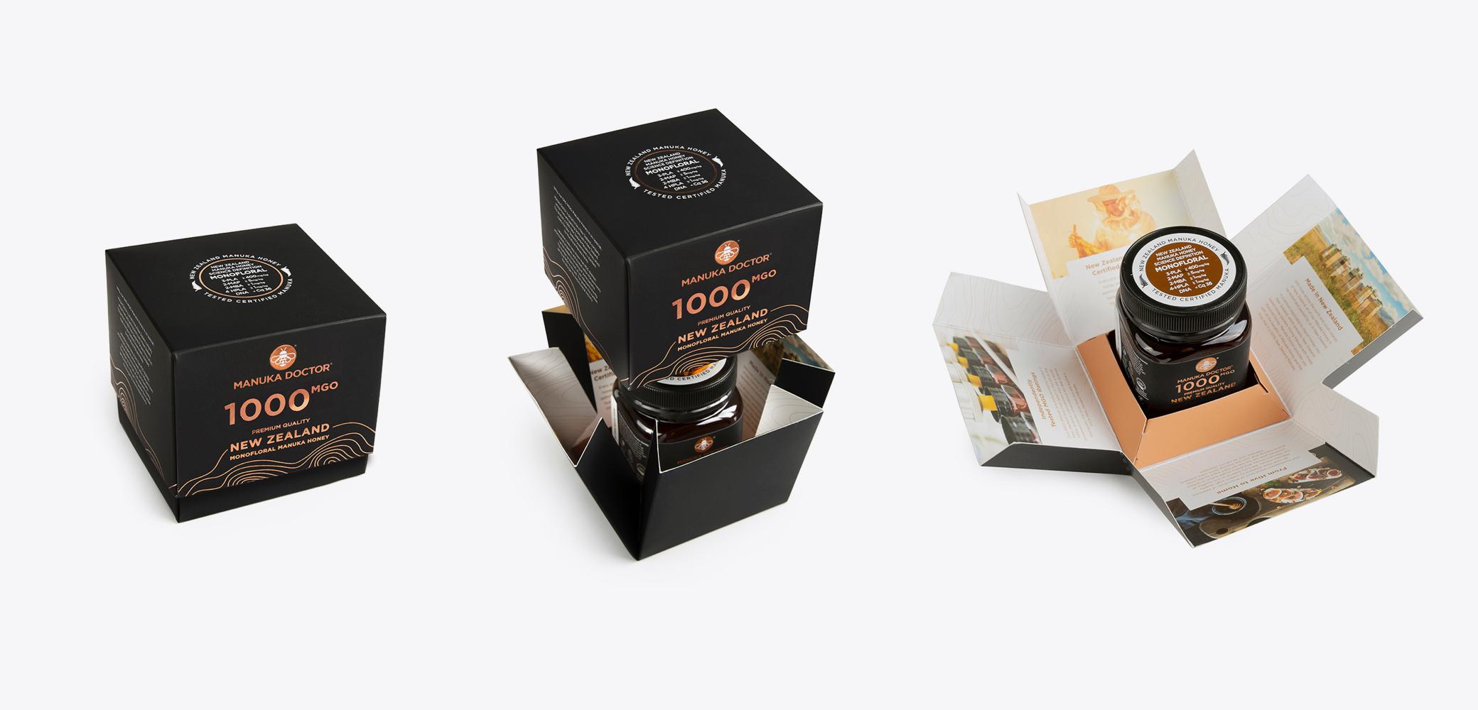 Manuka Doctor Premium Honey