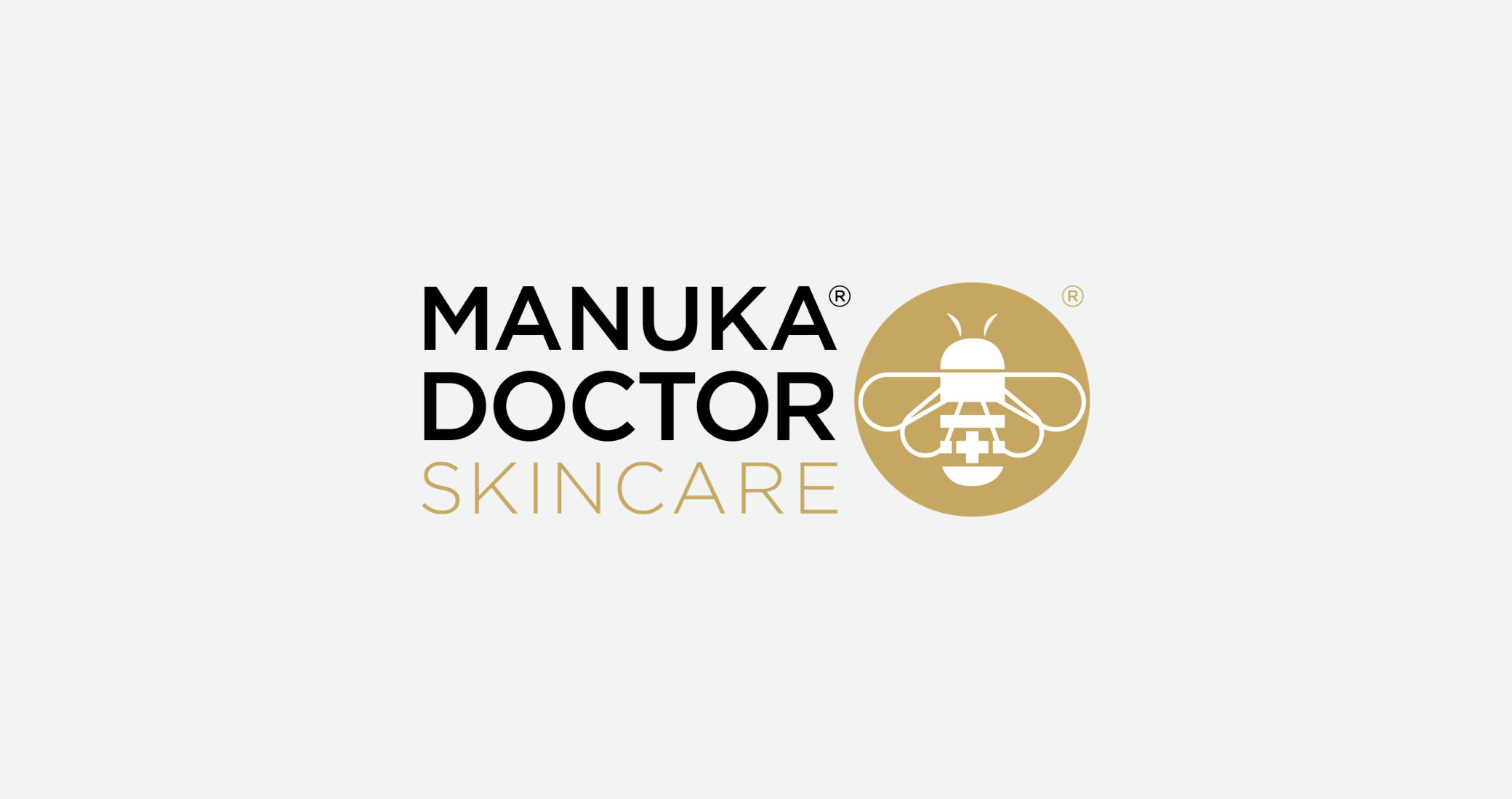 Manuka Doctor Skincare Logo