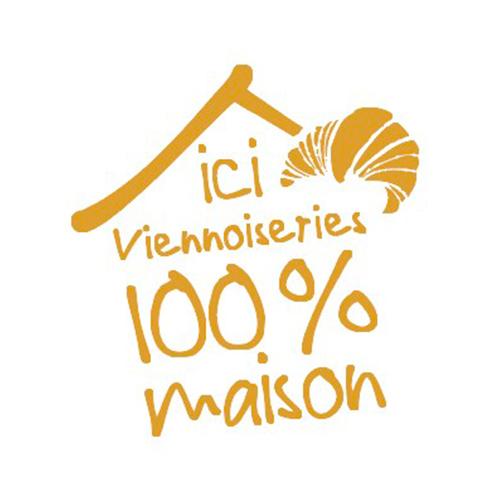 Charte Viennoiseries 100% maison