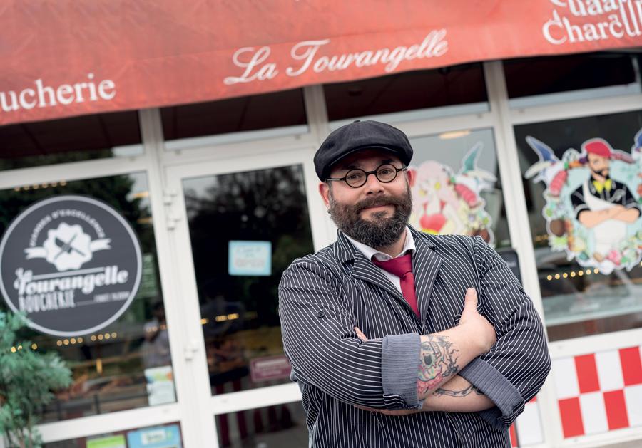 Boucherie La Tourangelle