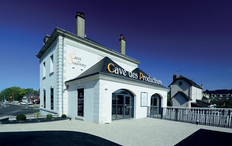 La Cave de Vouvray