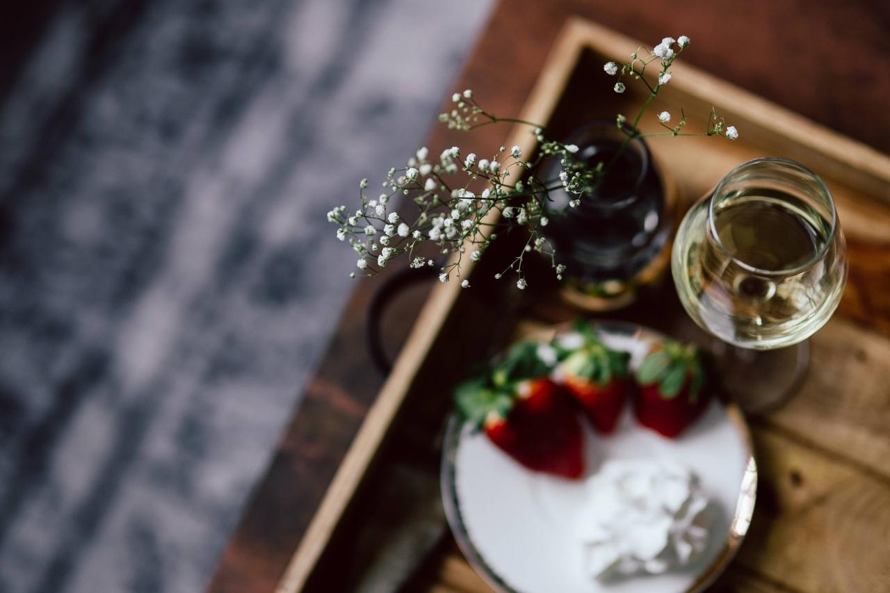 Accords mets et vins de fêtes en Touraine