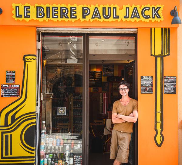 Le Bière Paul Jack