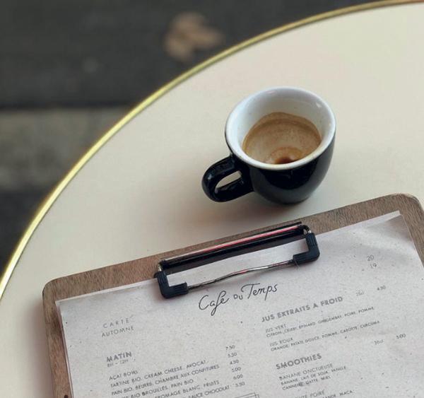 Café du Temps