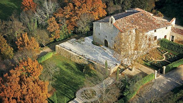 Chapelle St-Bacchi
