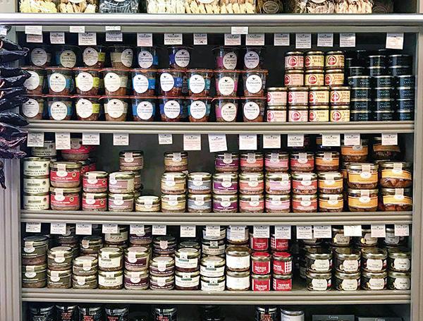 Galland Épicerie de Terroirs