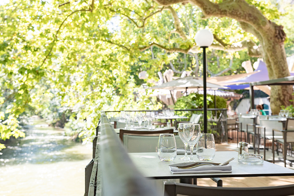 Où manger en terrasse à Aix-en-Provence et ses alentours ?
