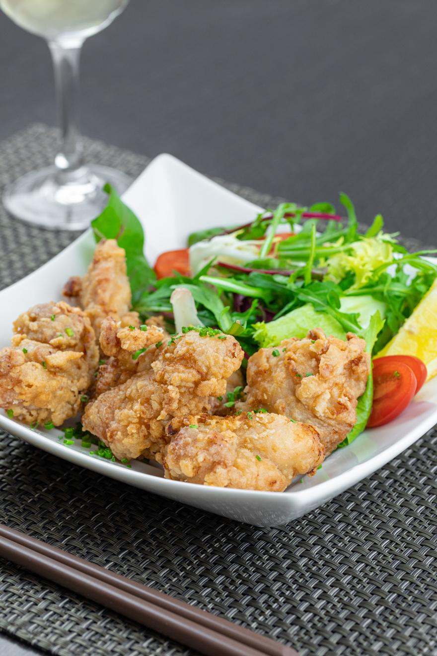Karaage Cuisse de poulet frit