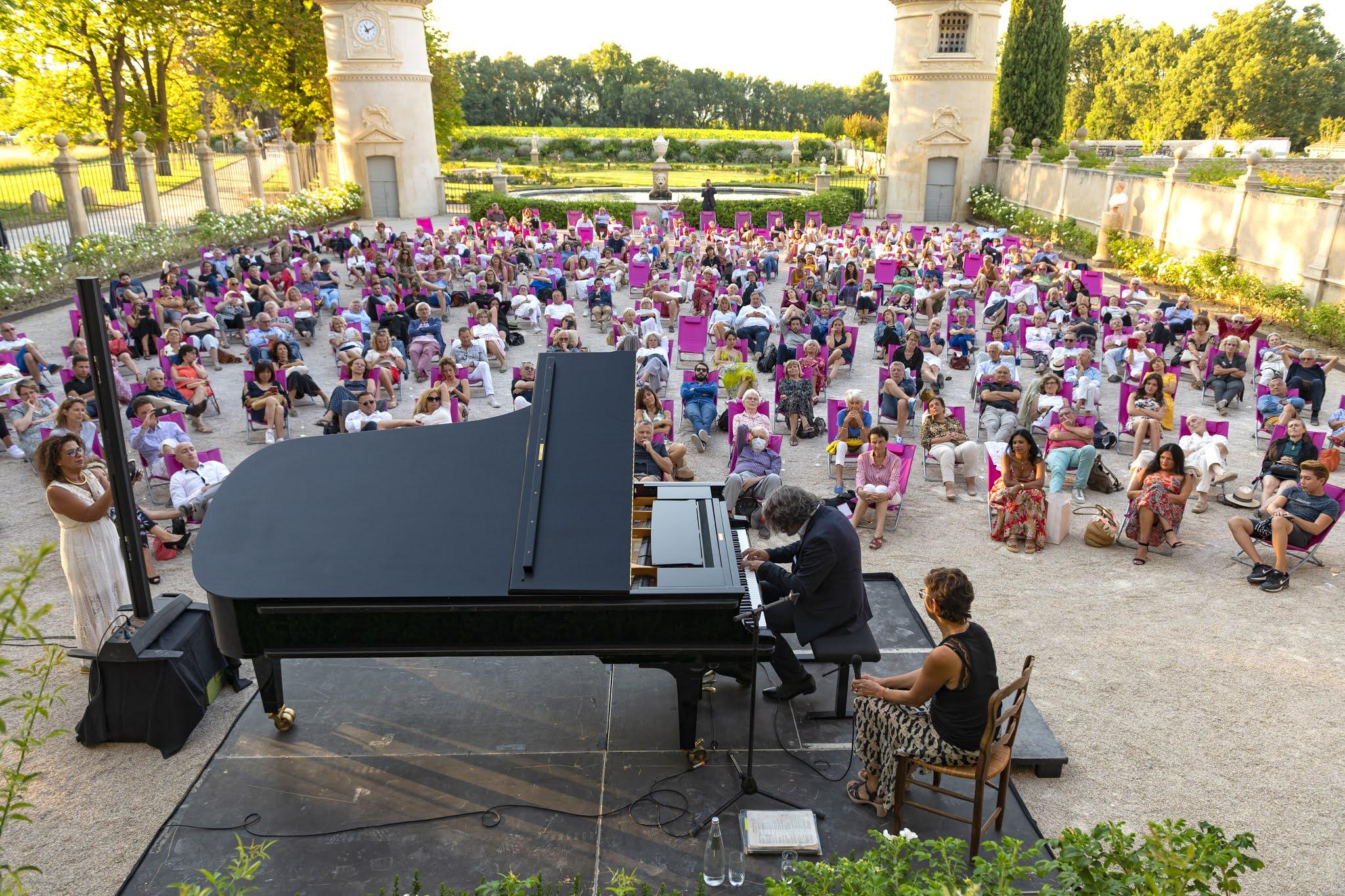 Les Musicales dans les Vignes de Provence
