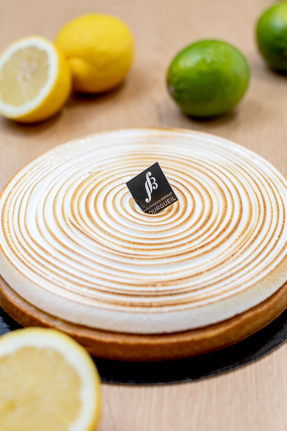 Tarte au citronmeringuée