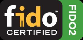 FIDO Alliance FIDO2 Certified
