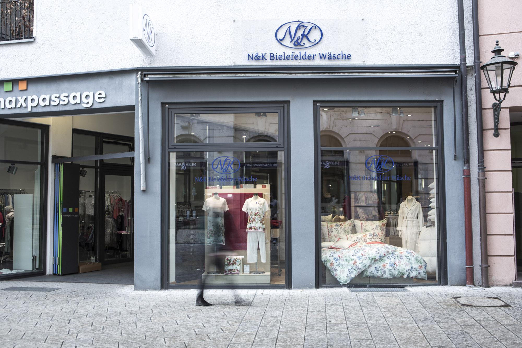N&K Bielefelder Wäsche