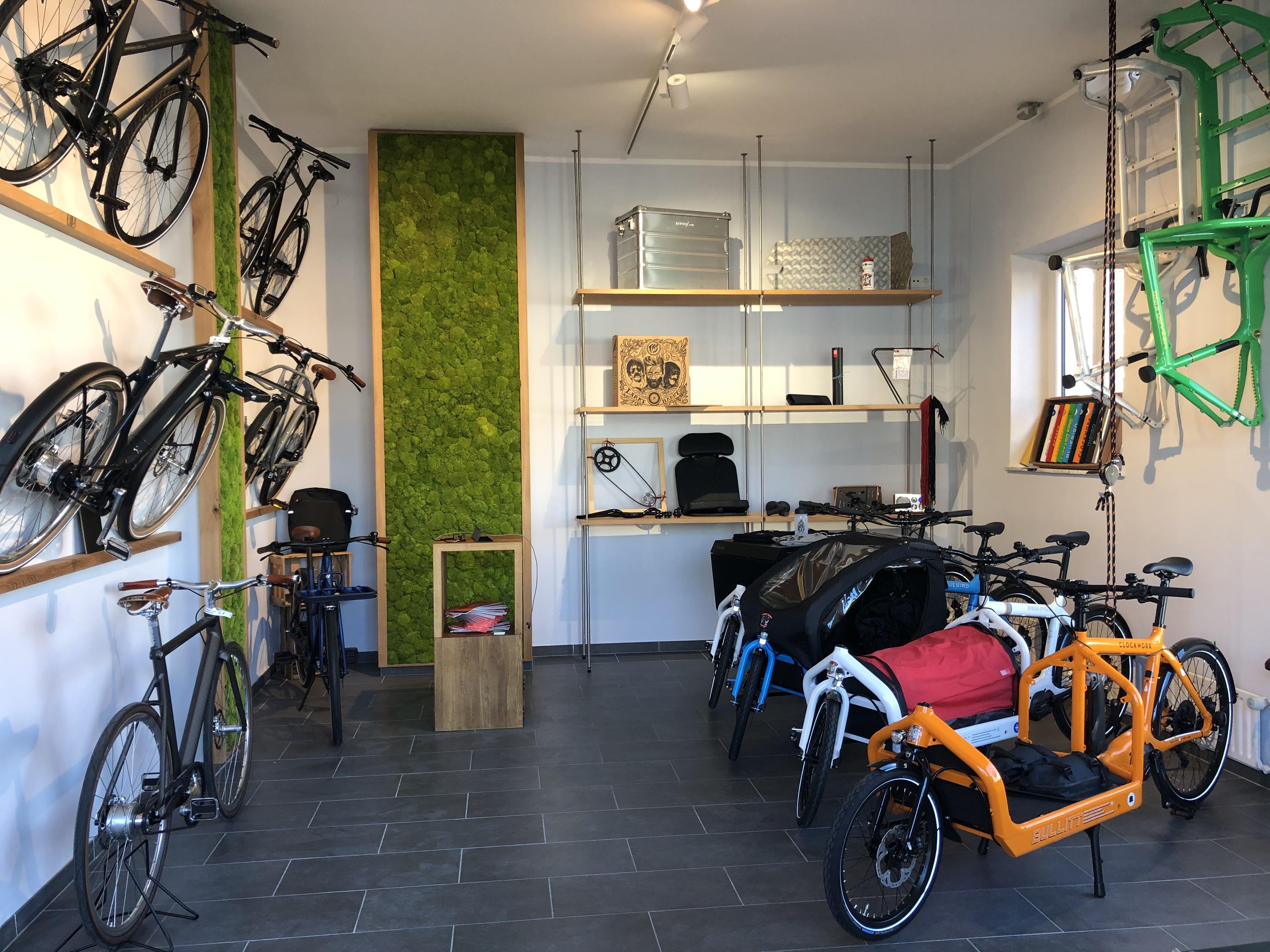 Bullitt Store Augsburg