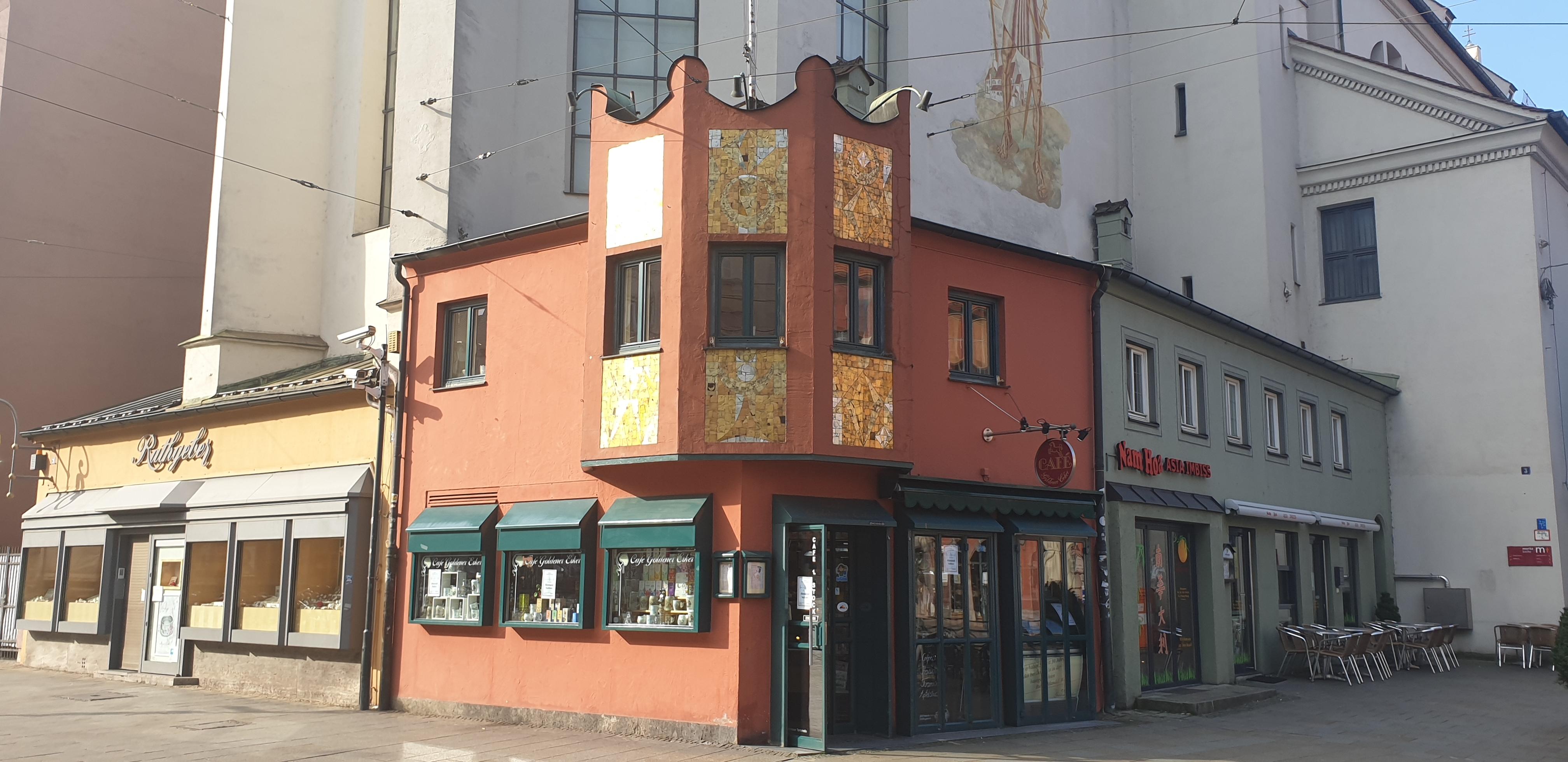 Cafe Goldener Erker