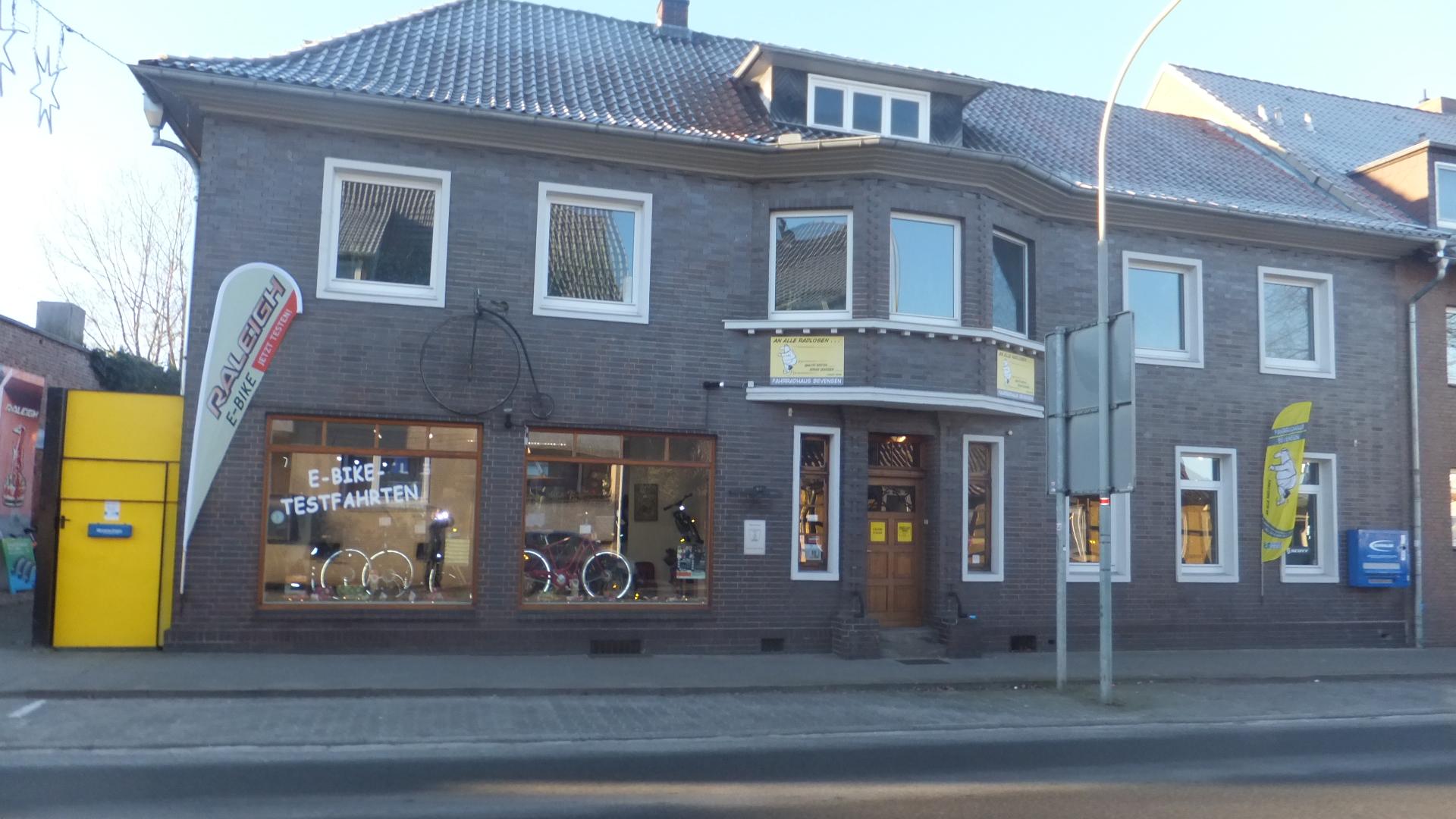 Fahrradhaus Bevensen