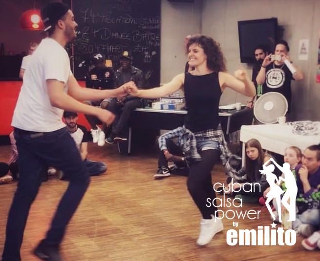 Cuban Salsa Power - Tanzschule