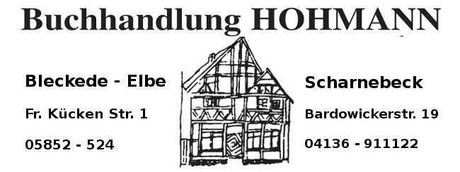 Buchhandlung Hohmann