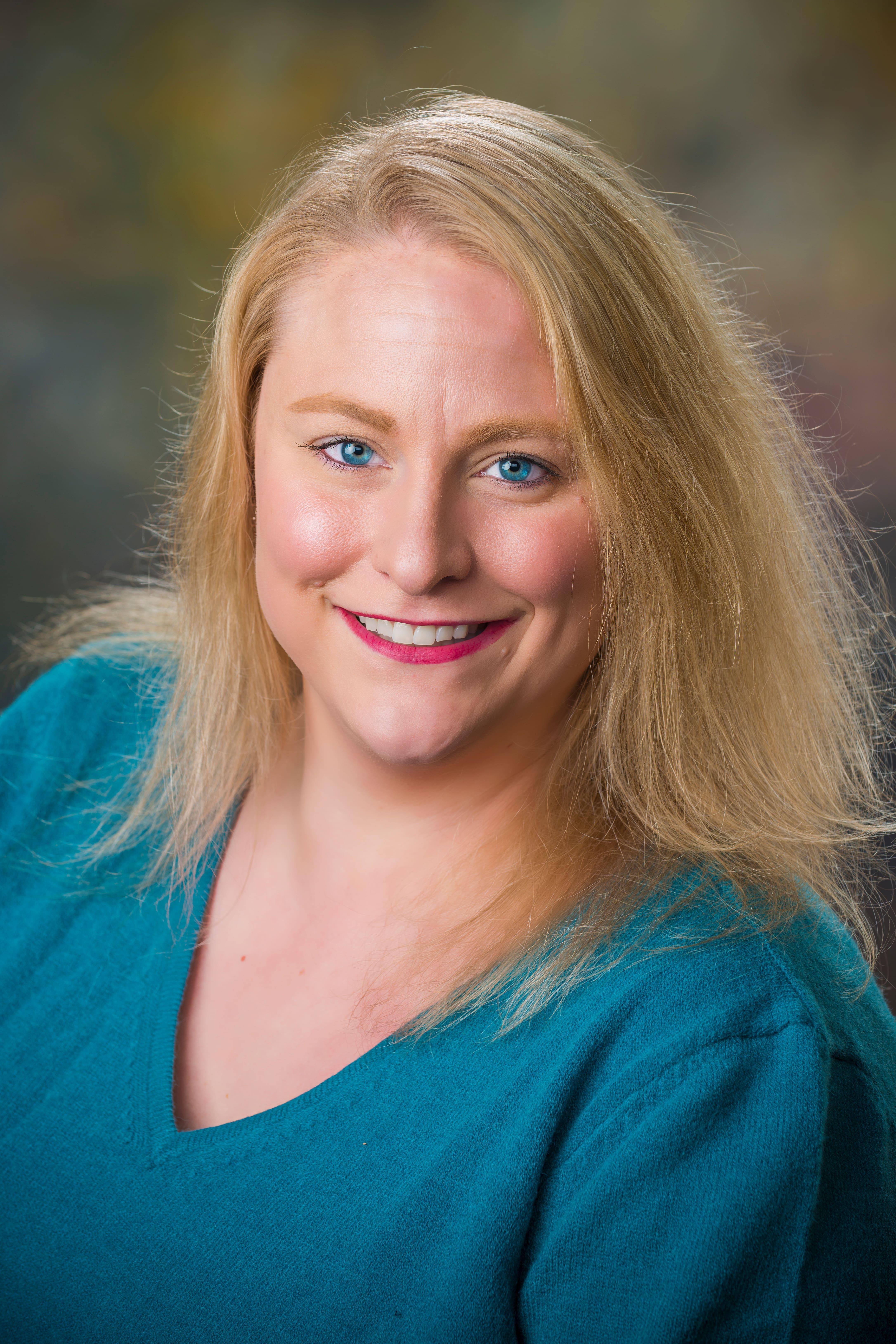 Dr. Sara Blaine Portrait