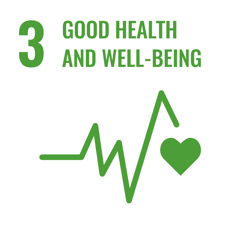 United Nations Sustainable Development Goals - Good Health and Well-being