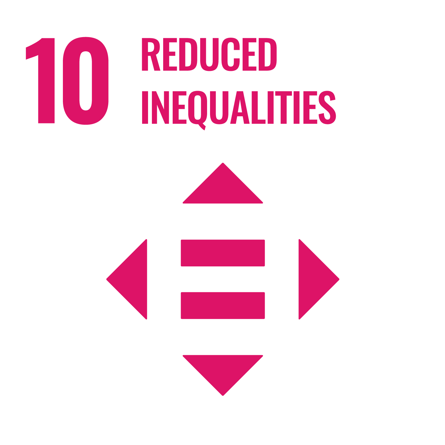 United Nations Sustainable Development Goals - reduced inequalities