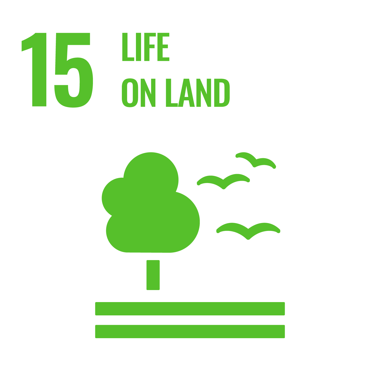 United Nations Sustainable Development Goals - Life on Land