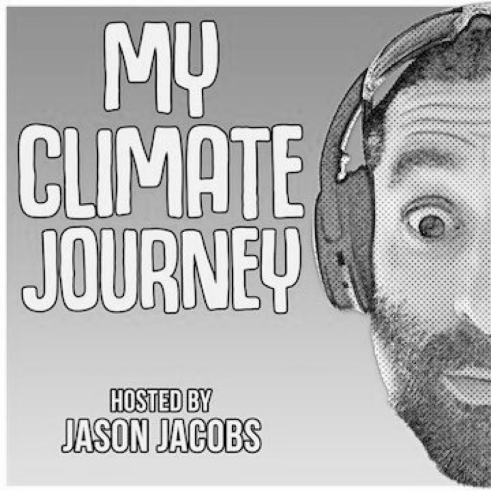 My Climate Journey podcast logo