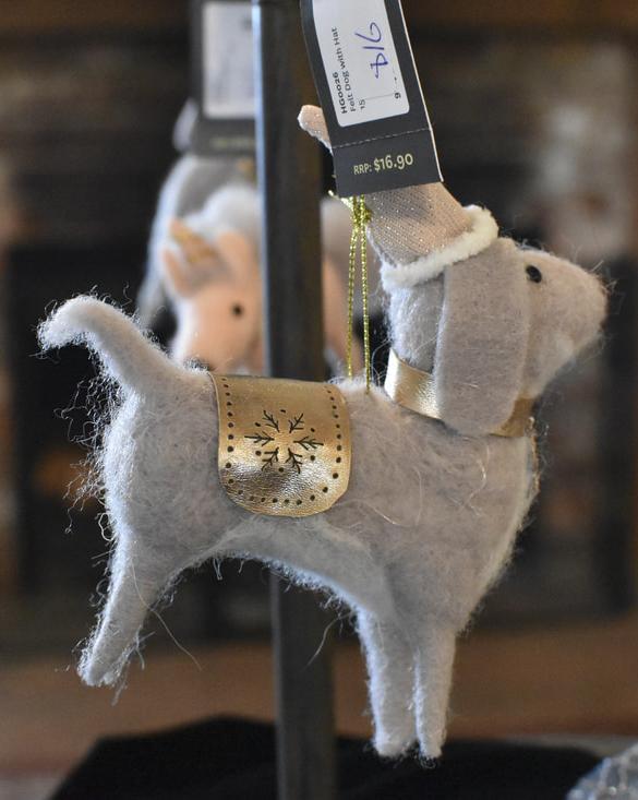 NZ Woolen Decoration