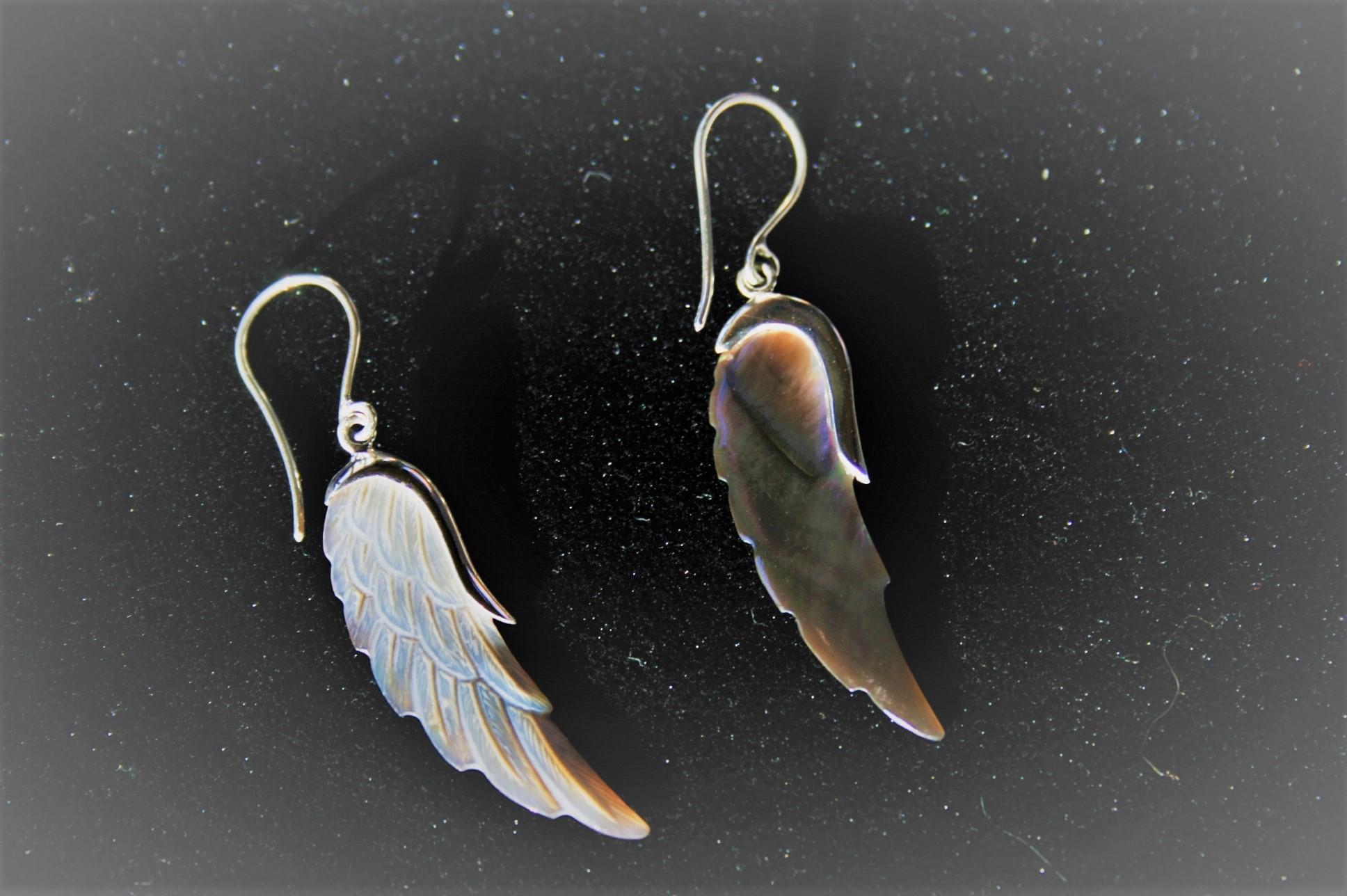 Wing Earrings 2